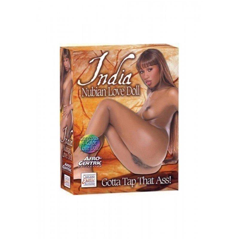 Sex lalka hinduska z dużymi piersiami 8562