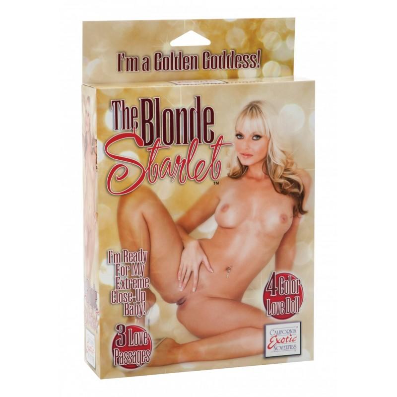 Lalka dmuchana Blonde 8722