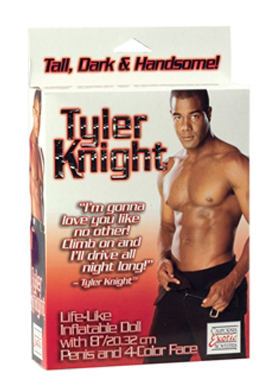 Męska dmuchana lalka Tyler Knight