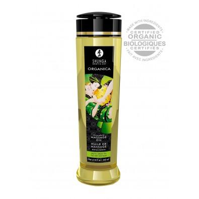 Olejek do masażu Shunga zielona herbata 240 ml 8835